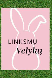 Linksmų Velykų