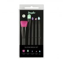 Silicone Brush Set