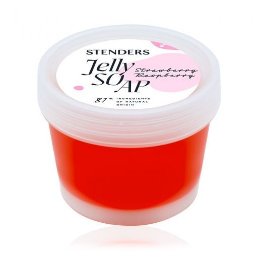 Jelly Soap Strawberry - Raspberry