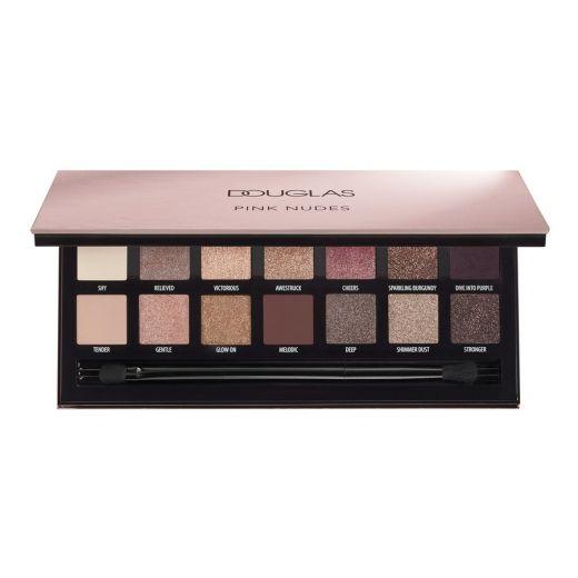 Pink Nudes Eyeshadow Palette