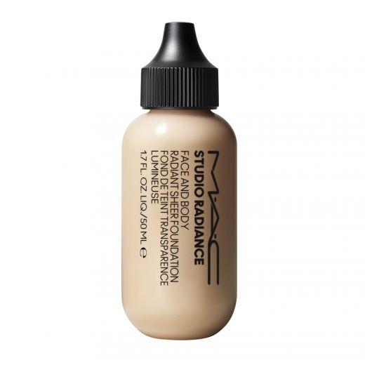 Studio Radiance Face And Body Radiant Sheer Foundation C0