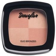 Dvispalvė įdegio atspalvį suteikianti pudra Douglas Make-Up