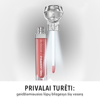 Karl Lagerfeld  - must have