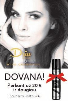 DRIU BEAUTY dovana