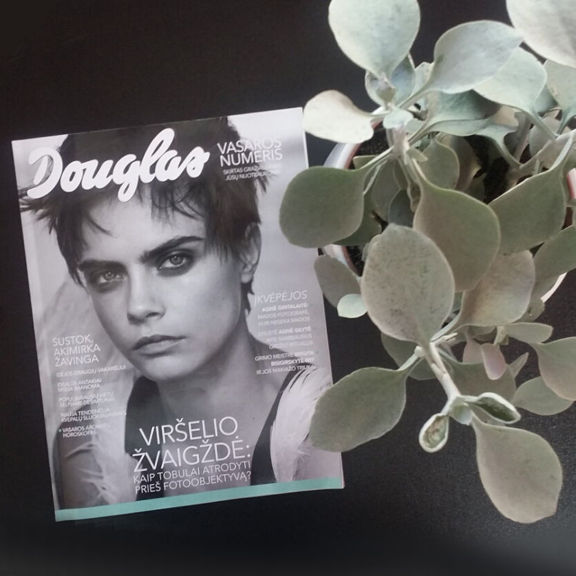 Douglas žurnalas, 2018 pavasaris/vasara