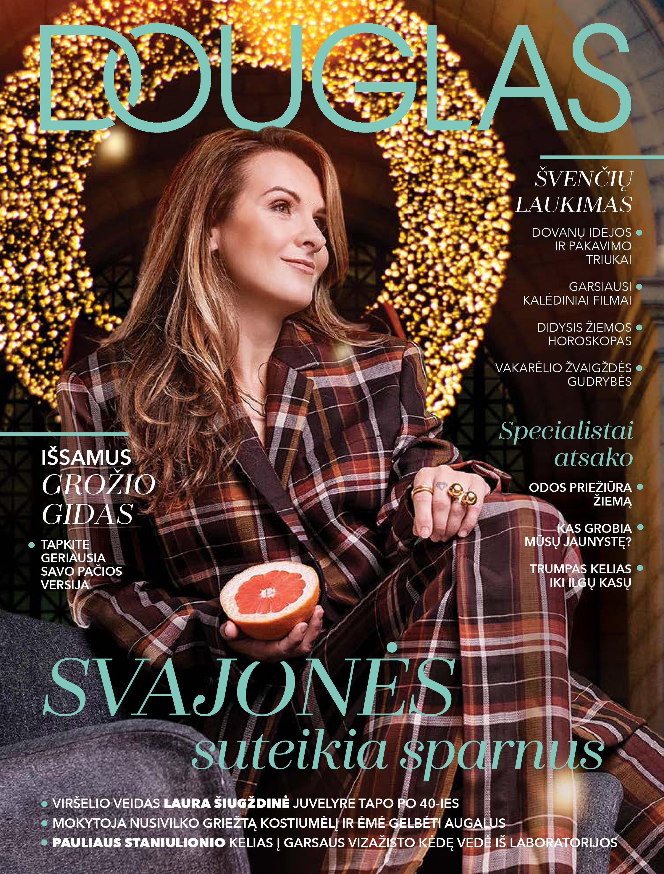 DOUGLAS katalogas - ruduo/žiema 2020