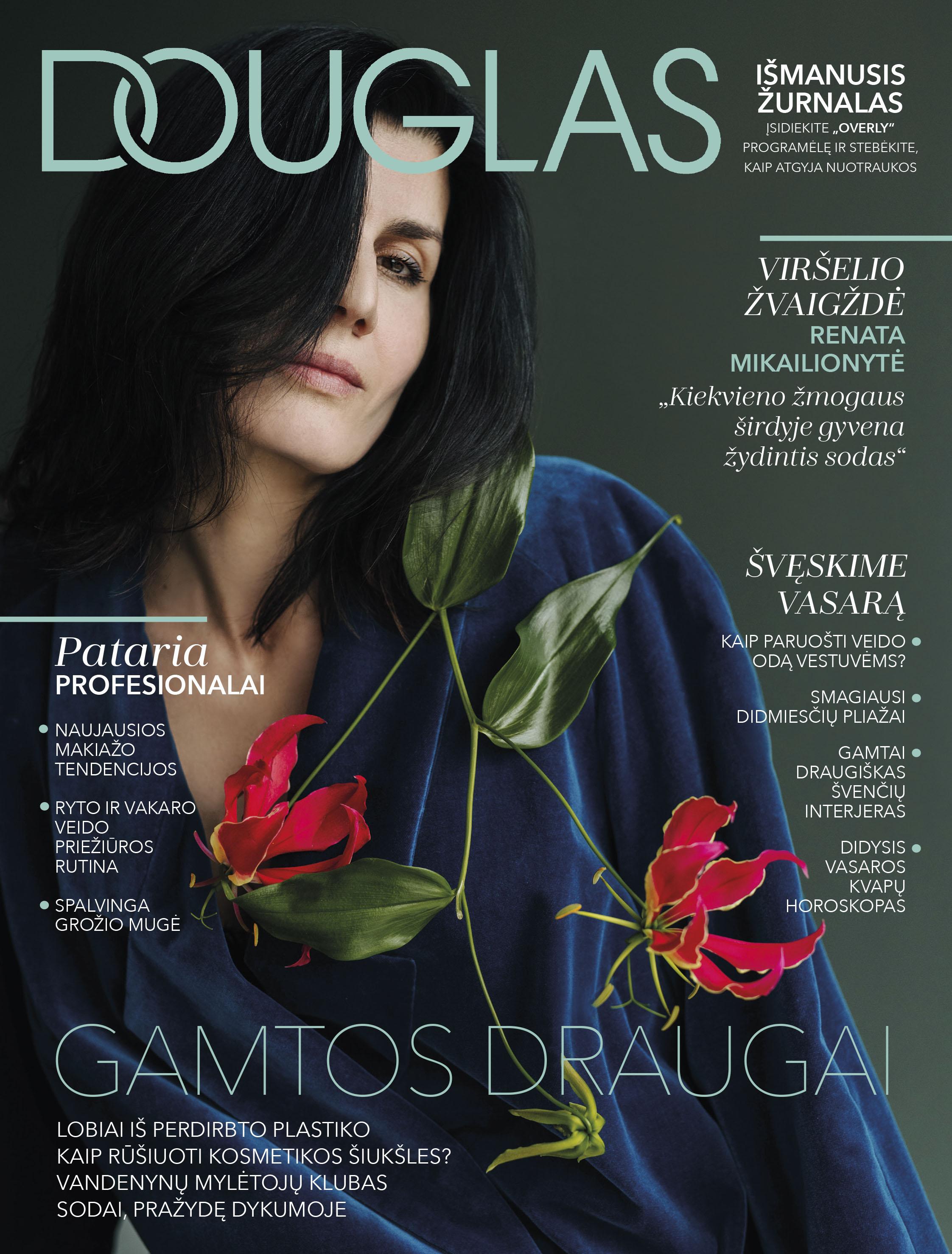 Douglas žurnalas, 2021 pavasaris/vasara