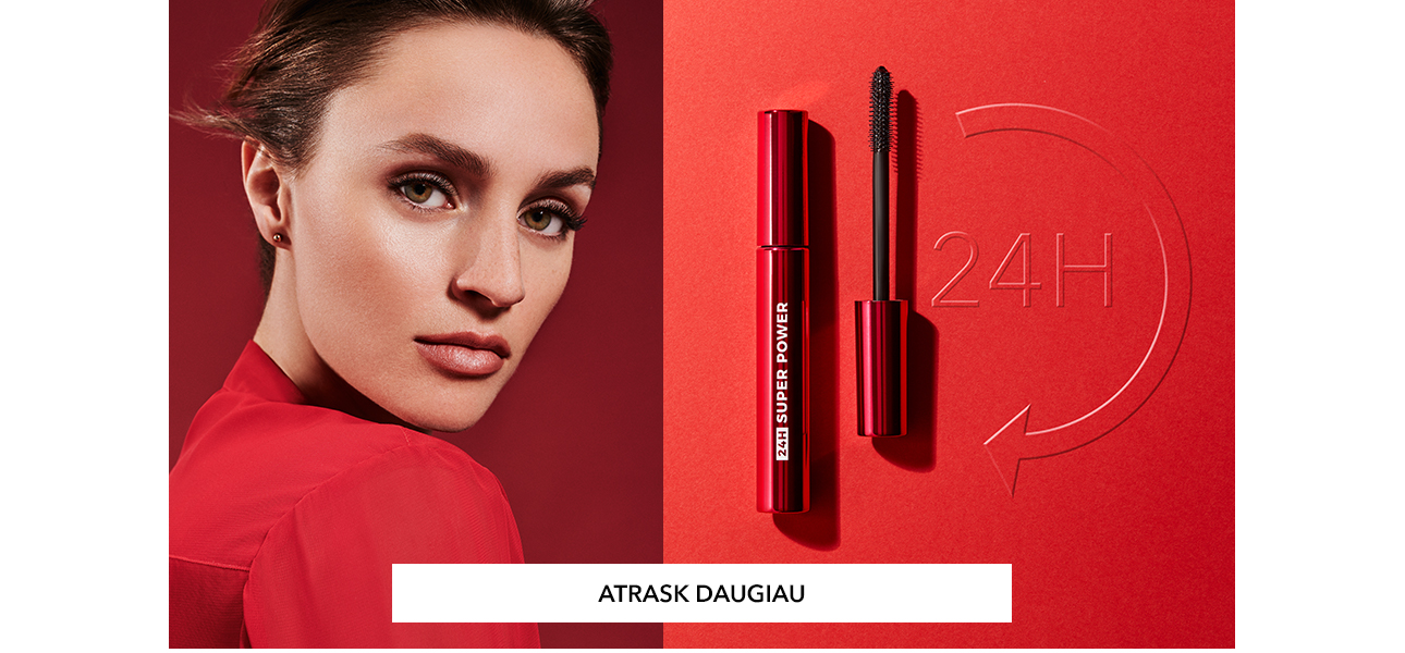 Atrask daugiau | DOUGLAS MAKE UP