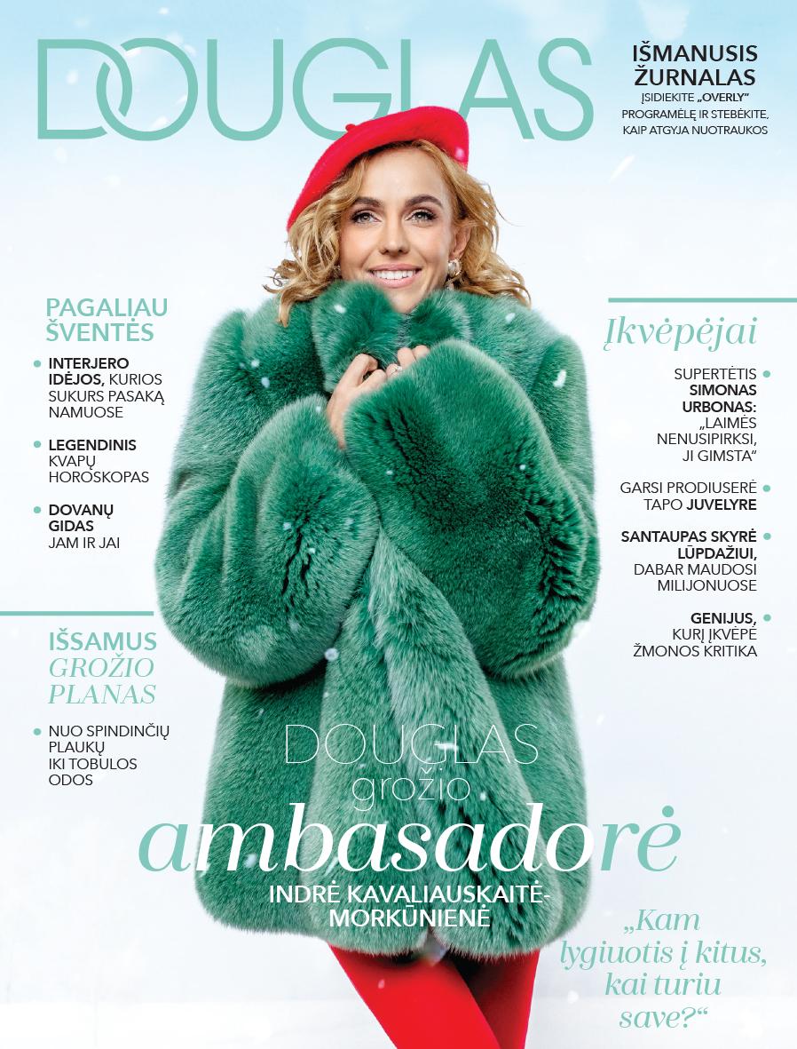 Douglas žurnalas, 2019 ruduo/žiema