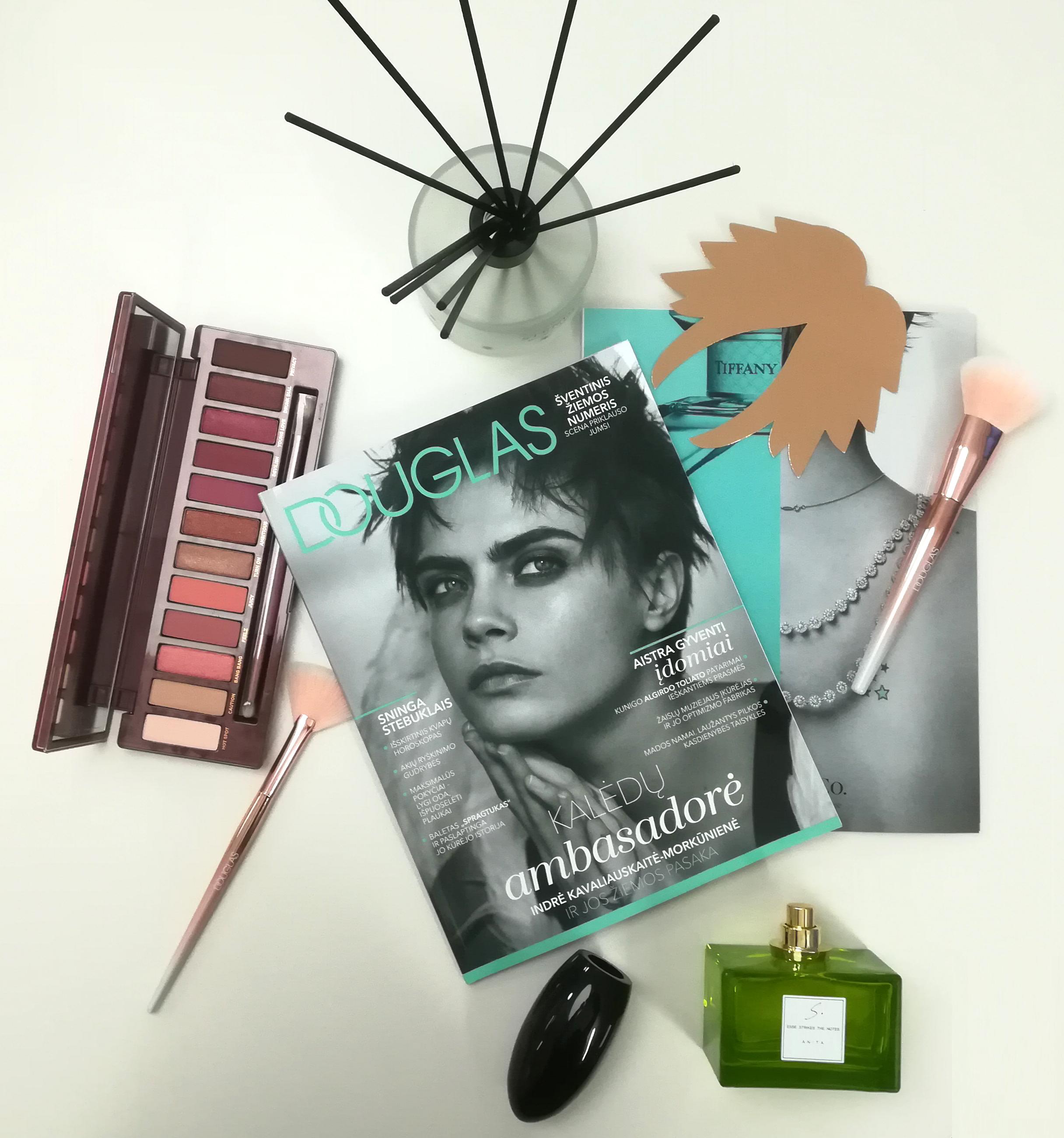 Douglas žurnalas, 2018 ruduo žiema
