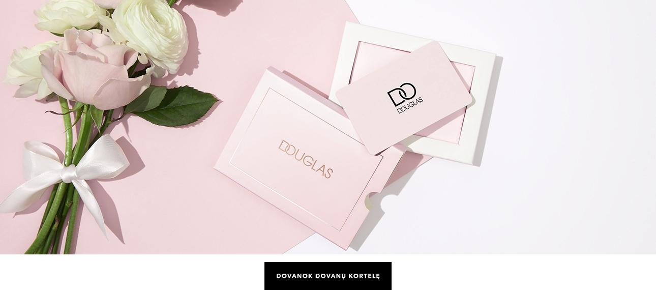 Dovanų kortelė arba dovanų e-kuponas - dovana, kuri išpildys daugelį norų