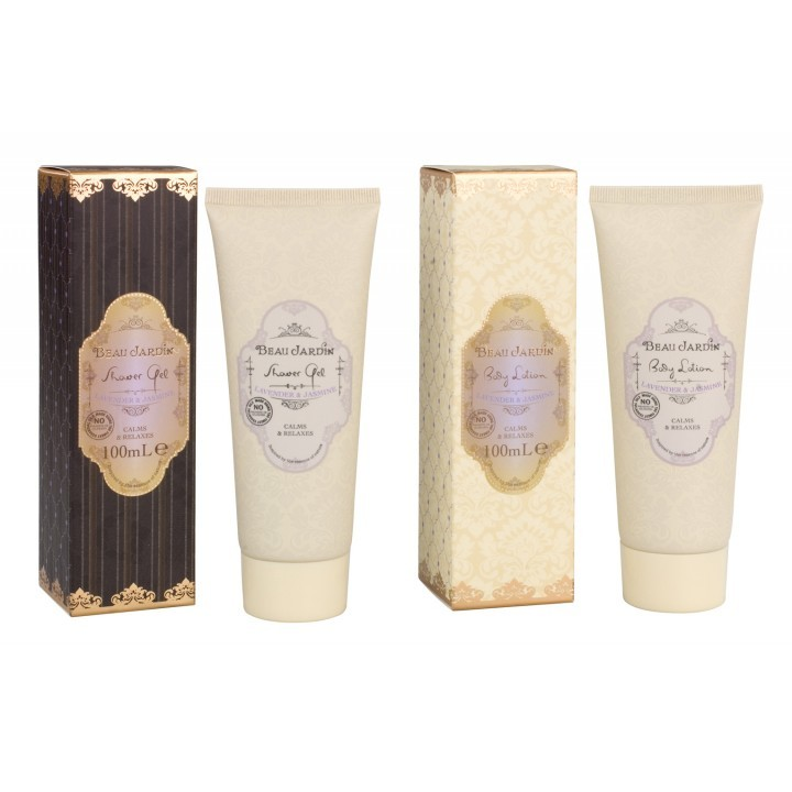 Heathcote ivory beau jardin lavender jasmine bon for Beau jardin hand cream collection