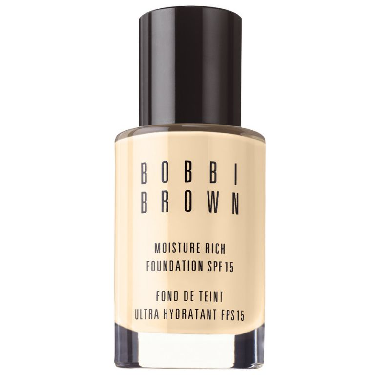 BOBBI BROWN Moisture Rich Foundation SPF 15 | Parfumerija Douglas Lietuva