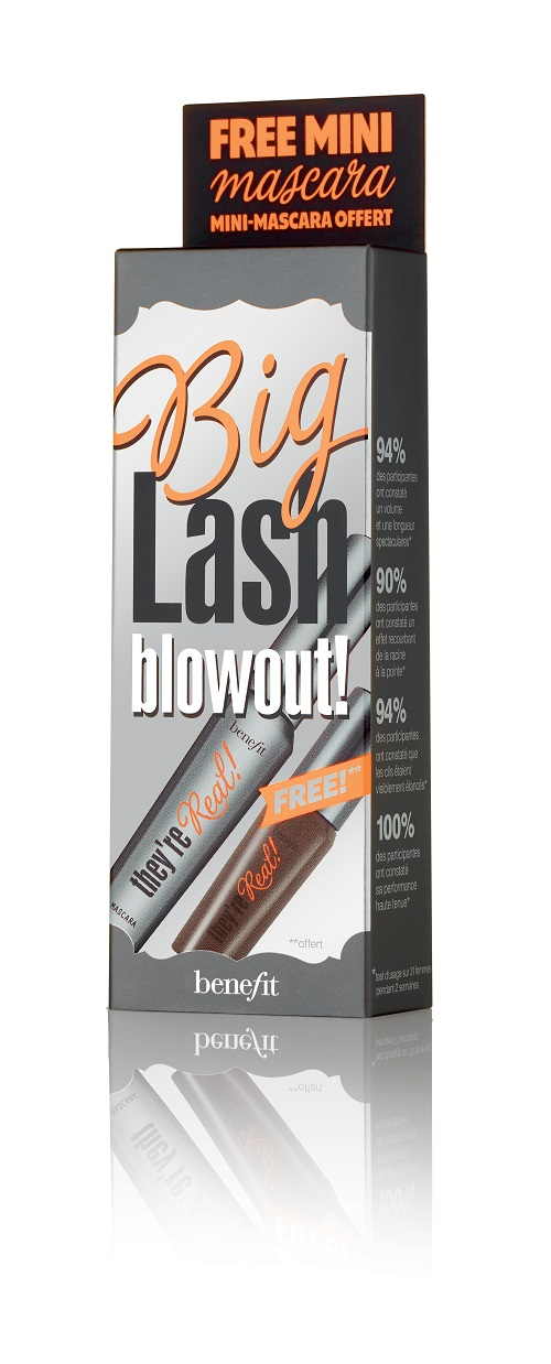 f66183fa462 BENEFIT BIG lash blowout! lengthening mascara duo kit | Parfumerija ...