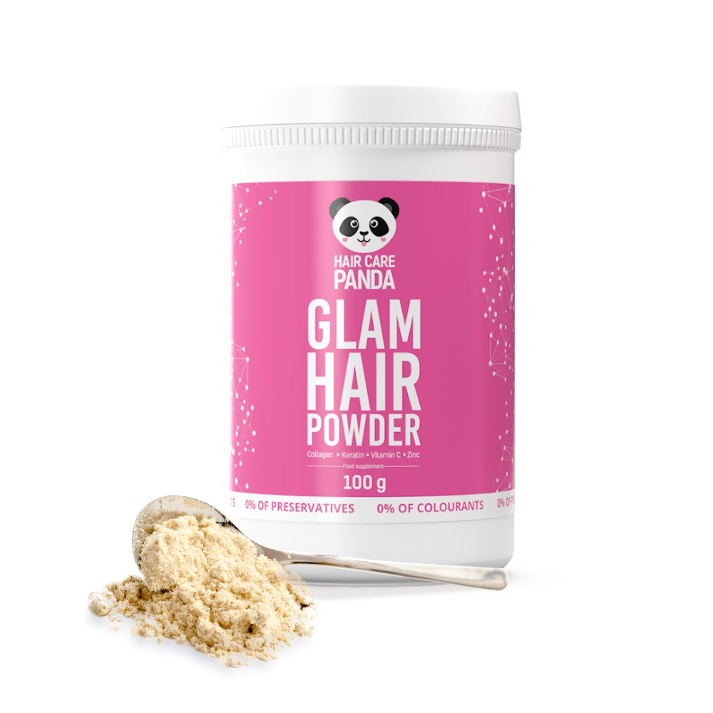 Hair Care Panda Glam Hair Powder Parfumerija Douglas Lietuva